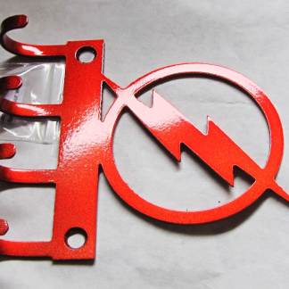 The Flash Logo Wall Hooks