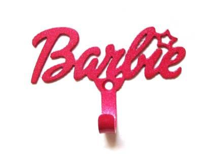 metal barbie wall hook, barbie sign