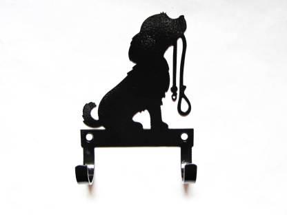 Puppy leash hooks