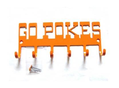 metal osu go pokes wall hooks, osu sign