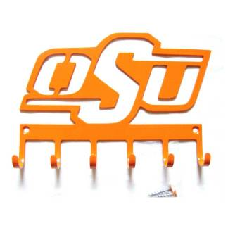 metal osu logo wall hooks, osu sign