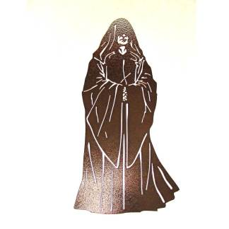 metal darth sidious Palpatine wall art