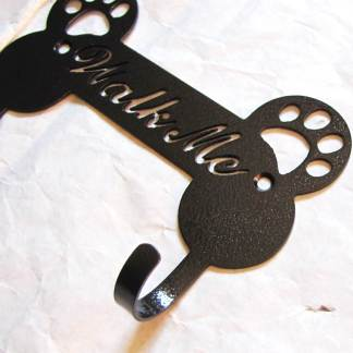 walk me dog leash hooks leash holder
