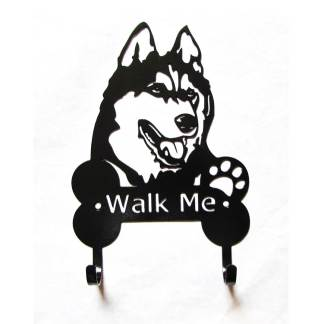 malamute metal leash hooks, leash holder