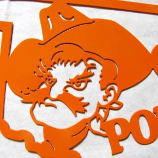 osu pistol pete go pokes sign