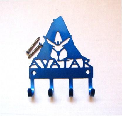 Metal Avatar Logo Wall Hooks
