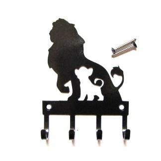 lion king metal wall hooks