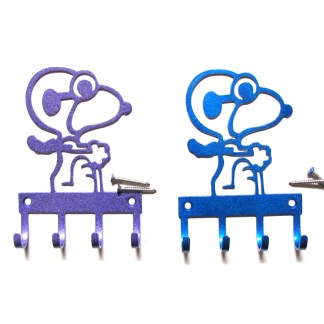 CUSTOM 4 Hooks Snoopy Pilot x 2