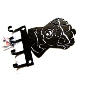 metal thanos glove wall hooks, key holder