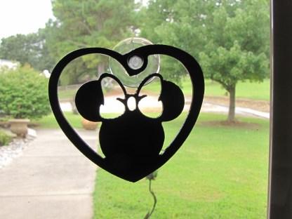 window art minnie art