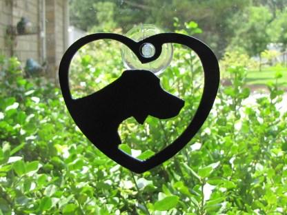 metal pointer window ornament window art