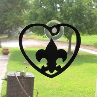Metal Scout Window Art Window Ornament