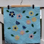 Block Nine – May – Quilt as You Go