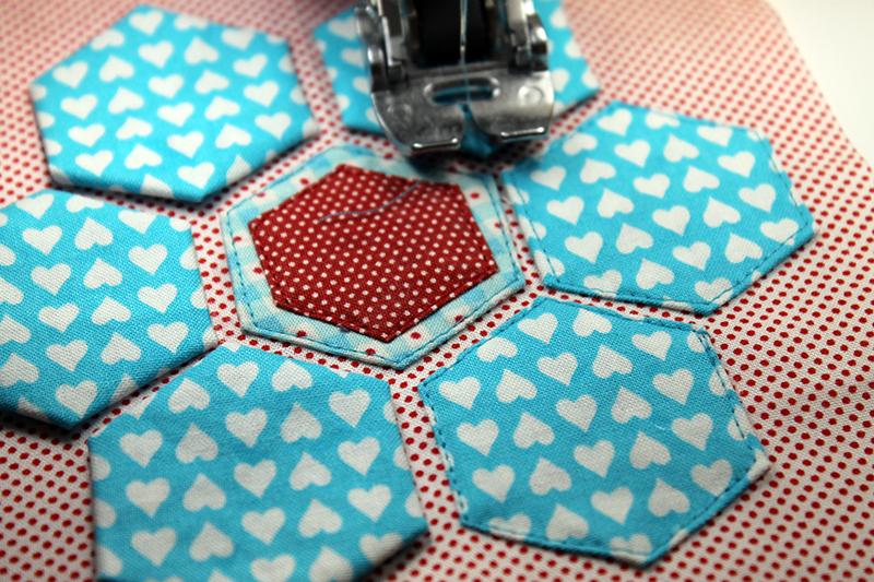 Block 41 stitching