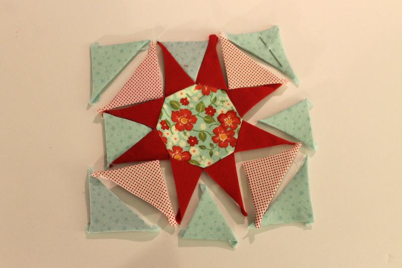 Block 82 stitching