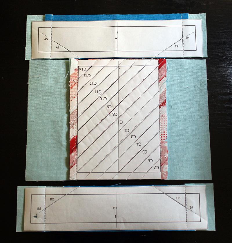 Block 79, Spool of Inspirational Threads, The Splendid Sampler