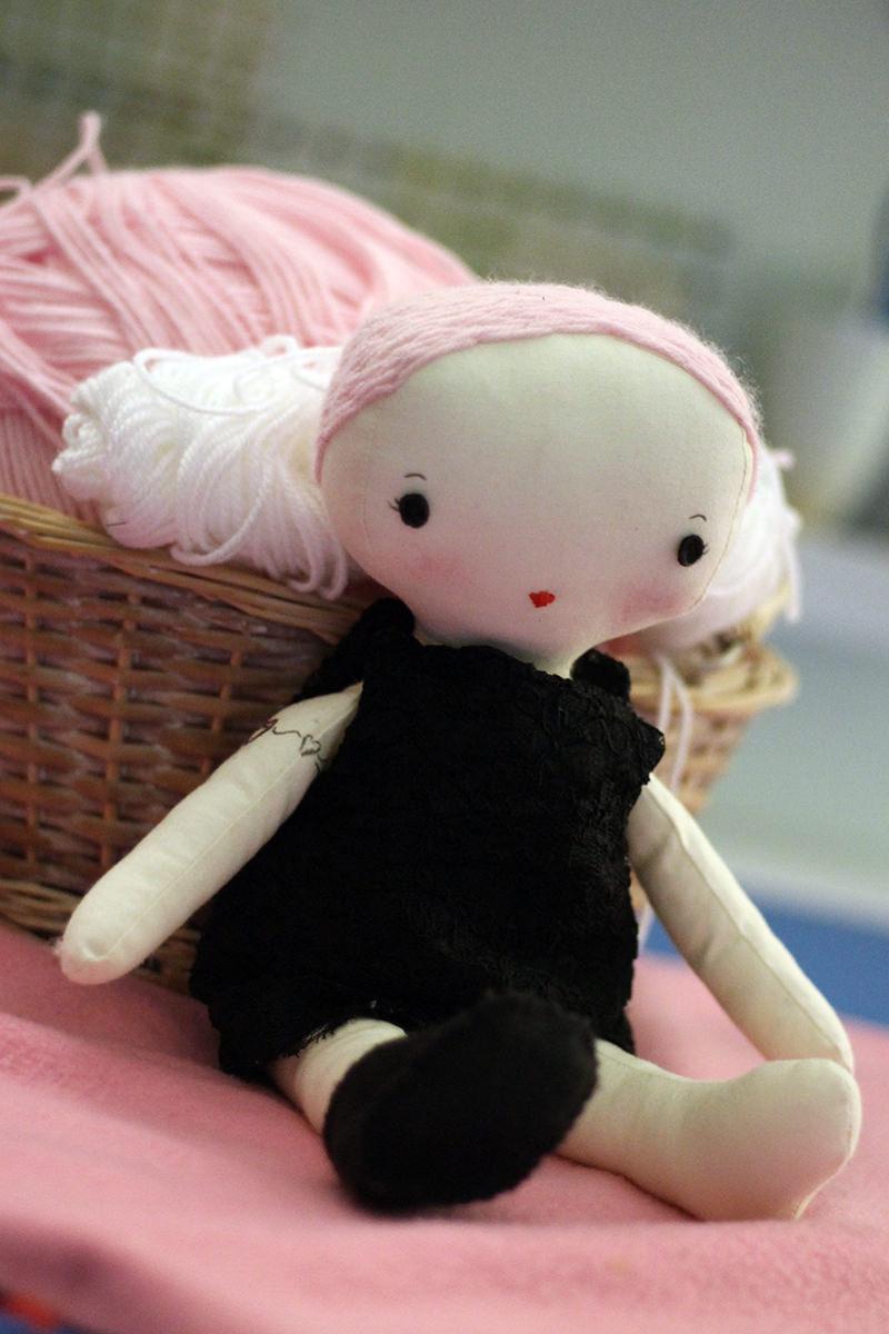 rocker doll