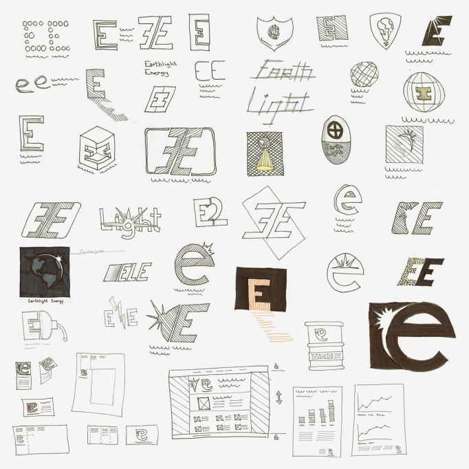 Earthlight Logo Thumbnails