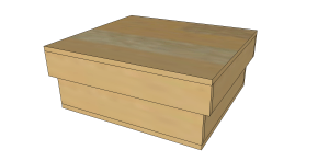 How to Build Wooden Boxes for Storage 20