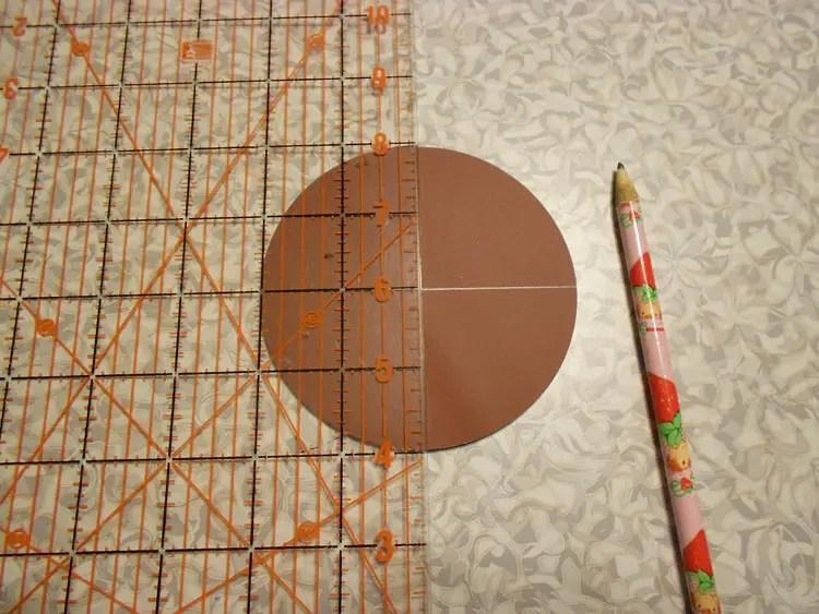 How to Make a Mirrored Sunburst Wall Art Piece DSCN0354