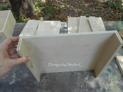 How to Build Wooden Boxes for Storage 6