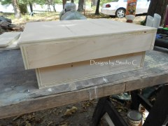 How to Build Wooden Boxes for Storage 8