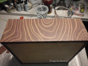How to Build Wooden Boxes for Storage 14
