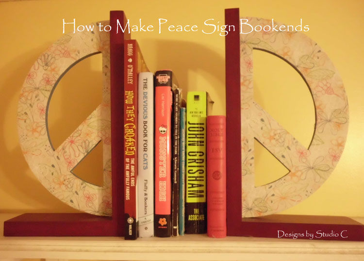 How to Make Peace Bookends SANY1087 copy