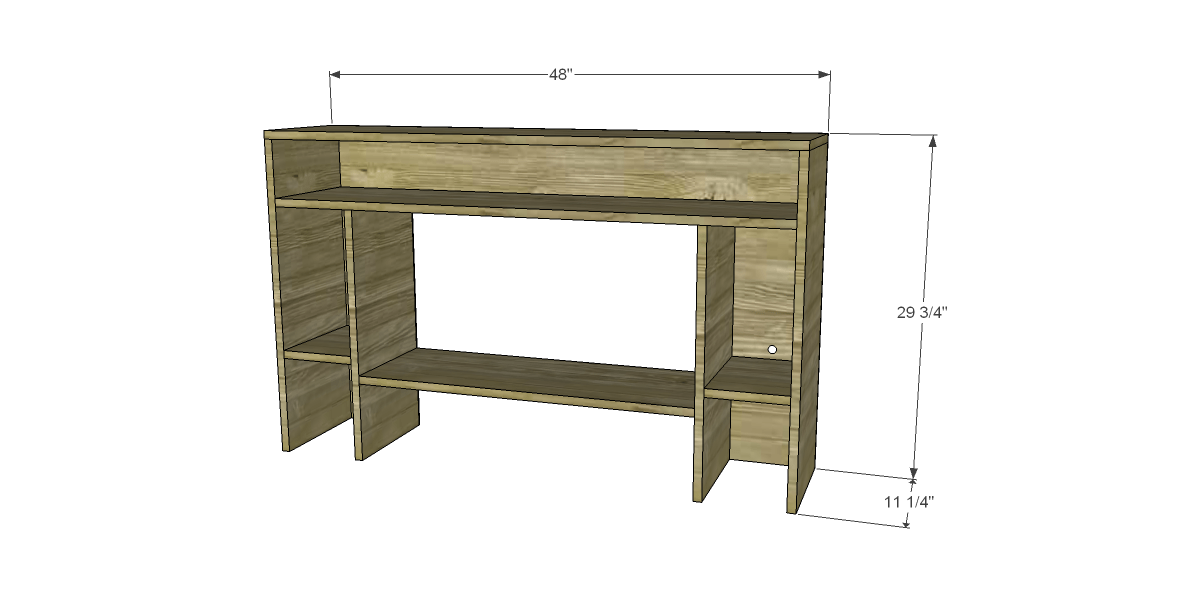 how to build a whisky hutch