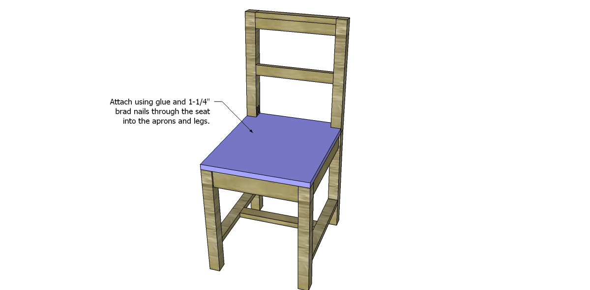 Free Furniture Plans To Build A Desk Chair
