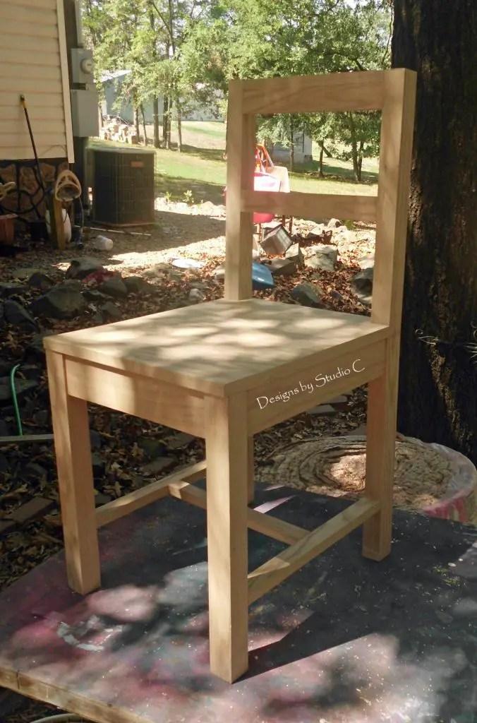 How To Build A Farmhouse Desk