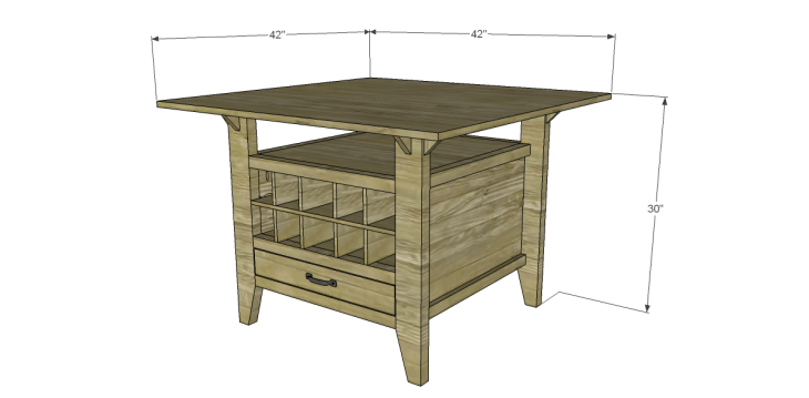 plans to build a game table