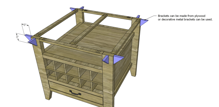 plans to build a game table 12