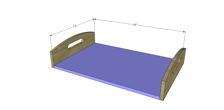 free plans to build frontgate inspired ellington trays_Bottom