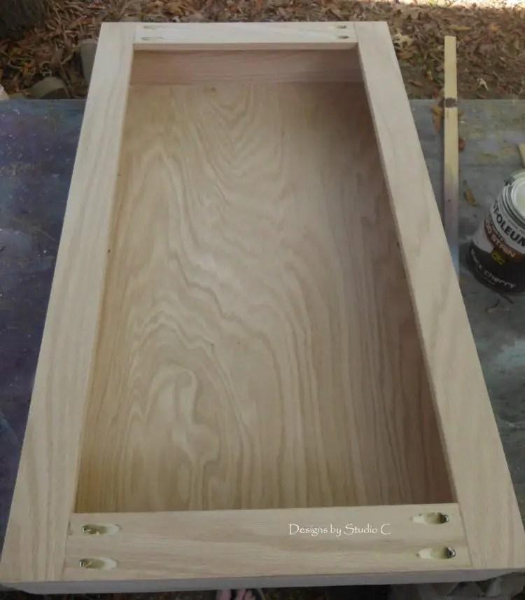 Build a Custom Cabinet Part 1 – Designs by Studio C