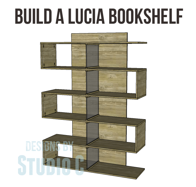 Free Plans to Build a Joss & Main Inspired Lucia Bookshelf_Copy
