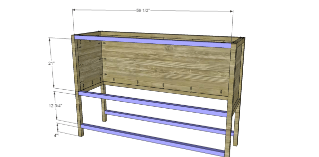 Free Plans to Build a Joss Main Inspired Farmhouse Sideboard 4