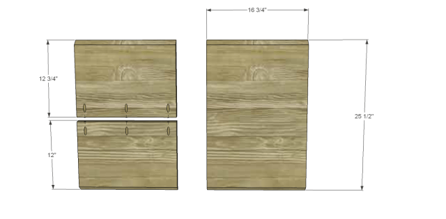 Free Plans to Build a Joss Main Inspired Farmhouse Sideboard 11