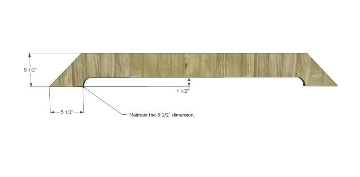 Free Plans to Build a Joss & Main Branford Mirror Frame_Arc
