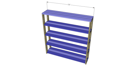 Bookcase_Shelf Slats 2