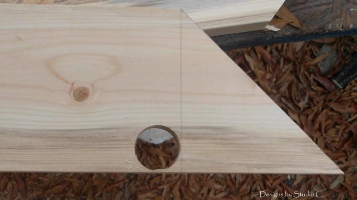 Free Plans to Build a Joss & Main Branford Mirror Frame SANY1664