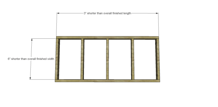 how to build an easy work table_ Frame