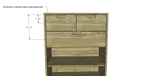 Free Plans to Build a CB2 Inspired Stash Chest_Drawer Fronts