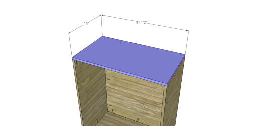 Free Plans to Build a CB2 Inspired Stash Chest_Top