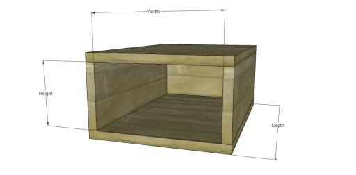 How to Build a Drawer Box_Drawer Opening