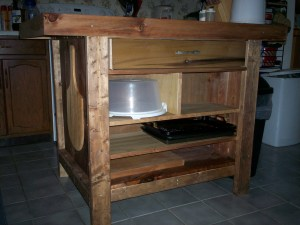 Guy's Fabulous Napa Style Inspired Kitchen Island100_6309
