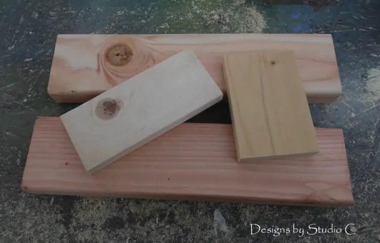 How To Build Decorative Wood Pedestals