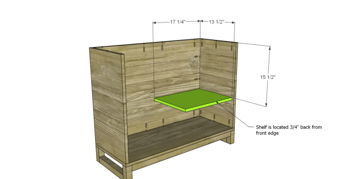 free plans to build a joss main inspired greene chest_Shelf