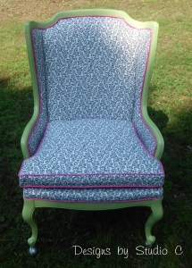 My Fantastic Chair Makeover SANY2301