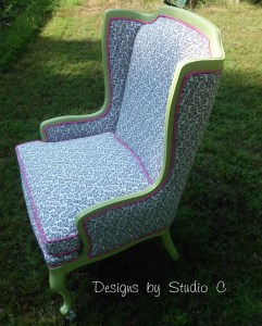 My Fantastic Chair Makeover SANY2302